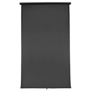 Shadecloth-Retractable-Charcoal
